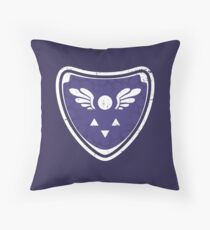 Delta Rune Throw Pillow