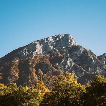Mountains in the background XXV by salvatoreru