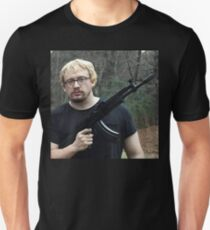 Sam Hyde - He Cant Keep Getting Away With It - MDE Merch / Shirt Unisex T-Shirt