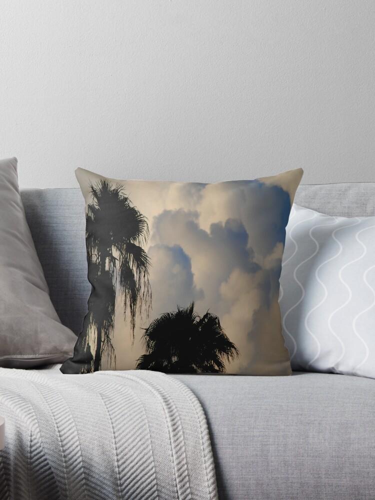 A Tropical Thunderstorm by Carol Barona