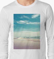 The swimmer Long Sleeve T-Shirt