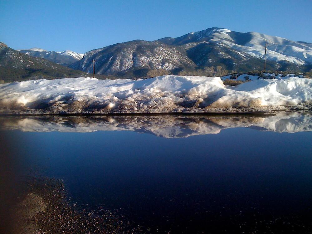 "Questa New Mexico ""Lake"" by bumland"
