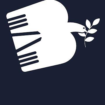 Peace Dove by destinysagent
