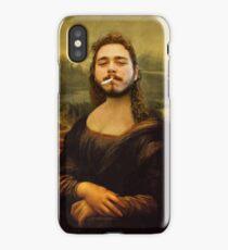 POST MONALONE iPhone Case/Skin