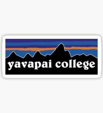 yavapai college Sticker