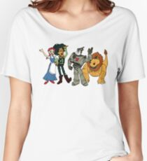 Oz Story Women's Relaxed Fit T-Shirt