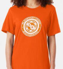 The Orville - Planetary Union - Technik Slim Fit T-Shirt