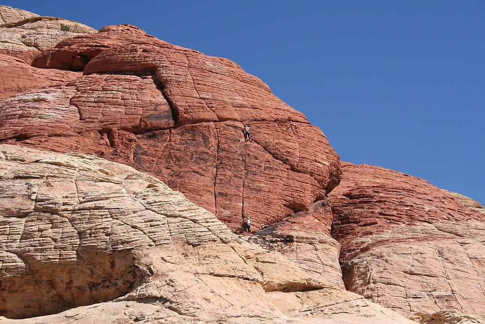 Red Rock Canyon, Nevada - 6 by Ilan Cohen