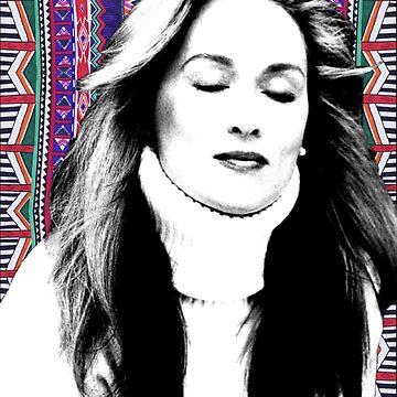 Meryl Streep is more hip than you. by jenniferlothian