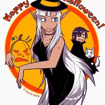 Happy Halloween! by modernreaper