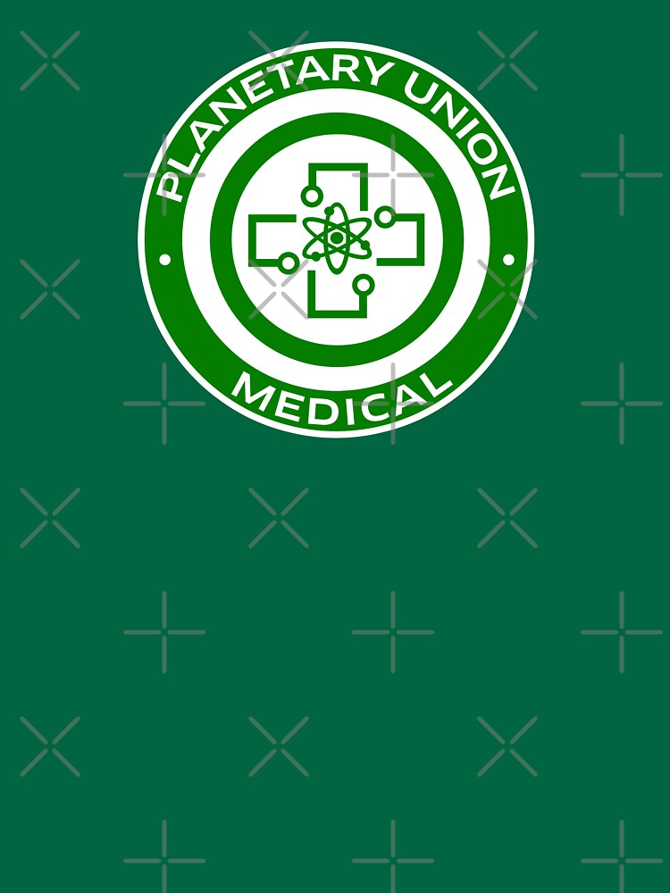 The Orville - Planetary Union - Medizin von createdezign