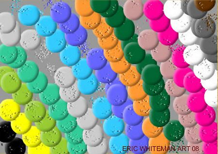(FINK) ERIC WHITEMAN ART  by eric  whiteman