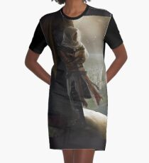 after the storm Graphic T-Shirt Dress