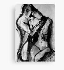 Love Me Tender  Canvas Print