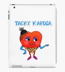 Tacky Kardia iPad-Hülle & Skin