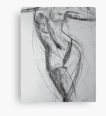 Muse, Sandra Falga Canvas Print