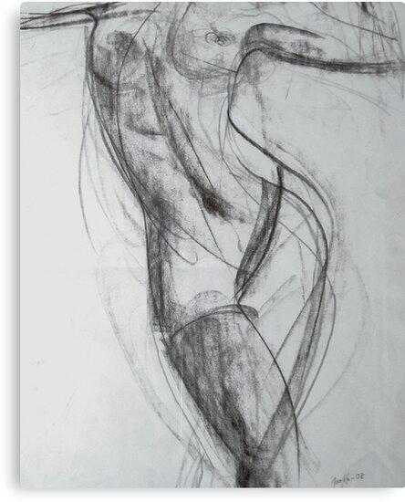 Muse, Sandra Falga by Jarko