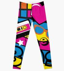 I Love the 80s Leggings