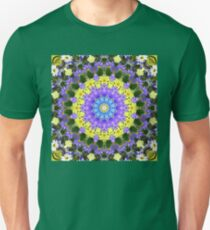 Summer Floral Pattern T-Shirt