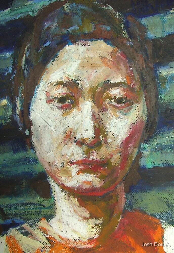 Chinese Girl by Josh Bowe