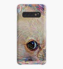Bunte Chihuahua Hülle & Klebefolie für Samsung Galaxy