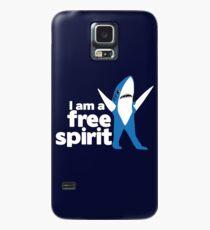 I'm a Free Spirit Case/Skin for Samsung Galaxy