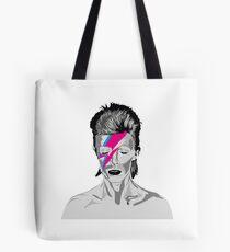Aladdin Sane - David Bowie  Tote Bag