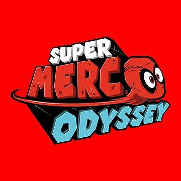 SUPER MERC ODYSSEY by nando-ss