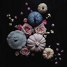 Pumpkins & flowers by Cristina Colli