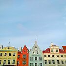 Old Town Magic - Tallinn, Estonia  by TalBright