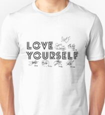 BTS - Love Yourself #Signed T-Shirt