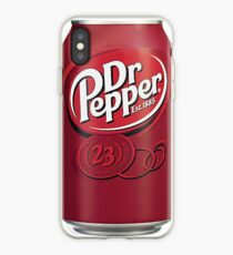 Doctor Pepper iPhone Case