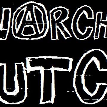 anarcho butch  by ursafish