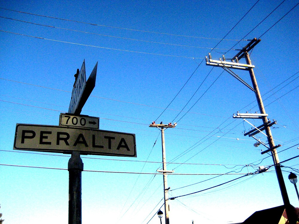 Peralta Street by SamanthaJune