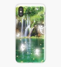 A Fairy Place, A Special Touch iPhone Case/Skin
