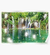 A Fairy Place, A Special Touch Poster