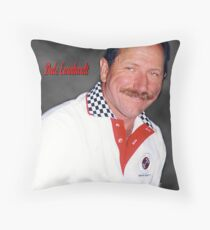 Dale Earnhardt The Intimidator Throw Pillow