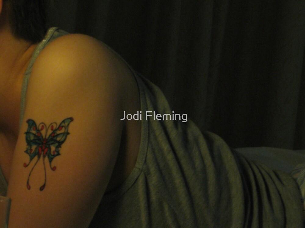 Butterfly by Jodi Fleming