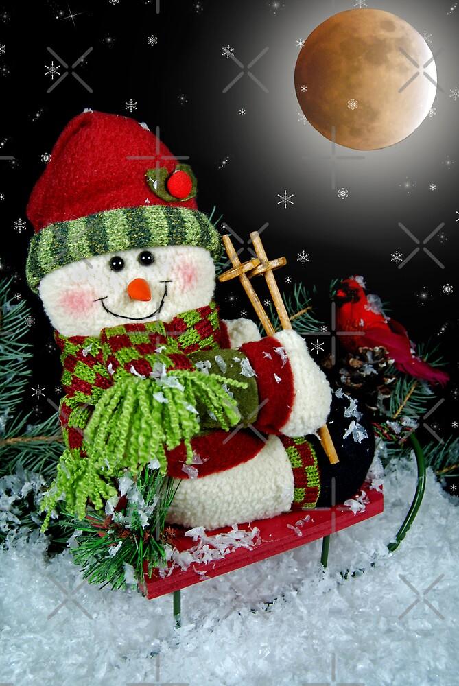 Christmas Joy by Maria Dryfhout