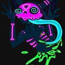 Neon Goblins by DrownedCalamari