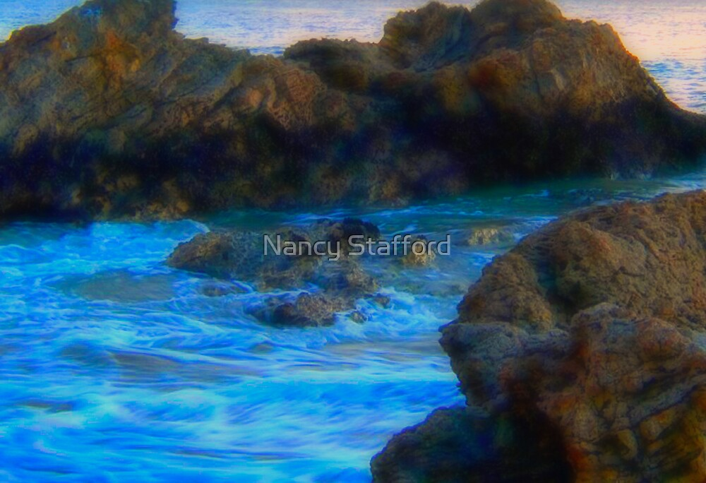 Against the Waves by Nancy Stafford