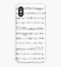 MMM Whatcha Say Music iPhone Case/Skin