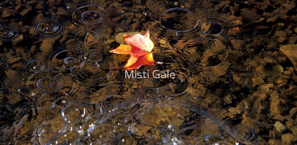 Rainy Fall by Misti Love