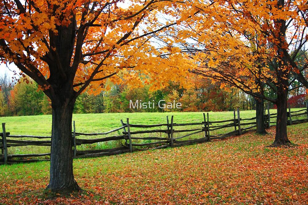 Last of Fall by Misti Love
