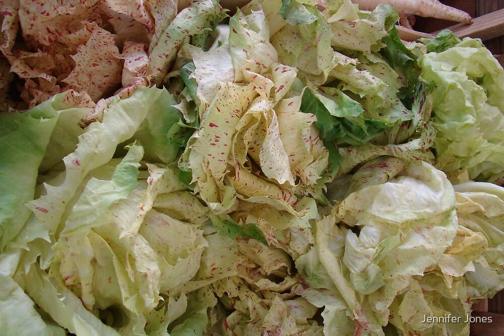 Lettuce by Jennifer Jones