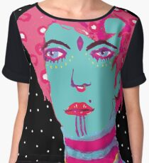 Make Me Stand Out Women's Chiffon Top