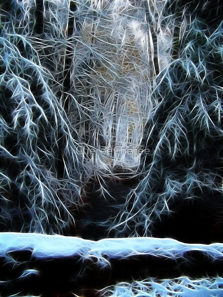 Winter Forest 2 by ChereeCheree