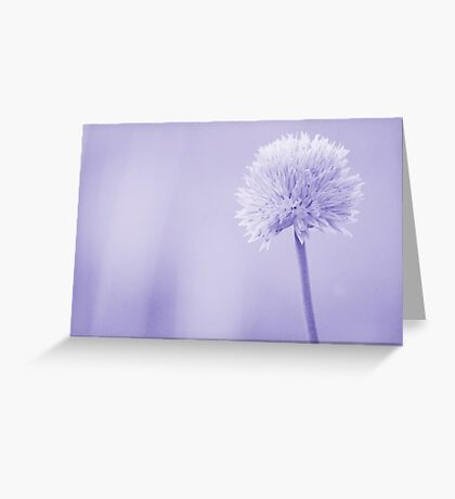 Chive(s) Greeting Card
