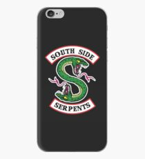 Riverdale south side serpents iPhone Case