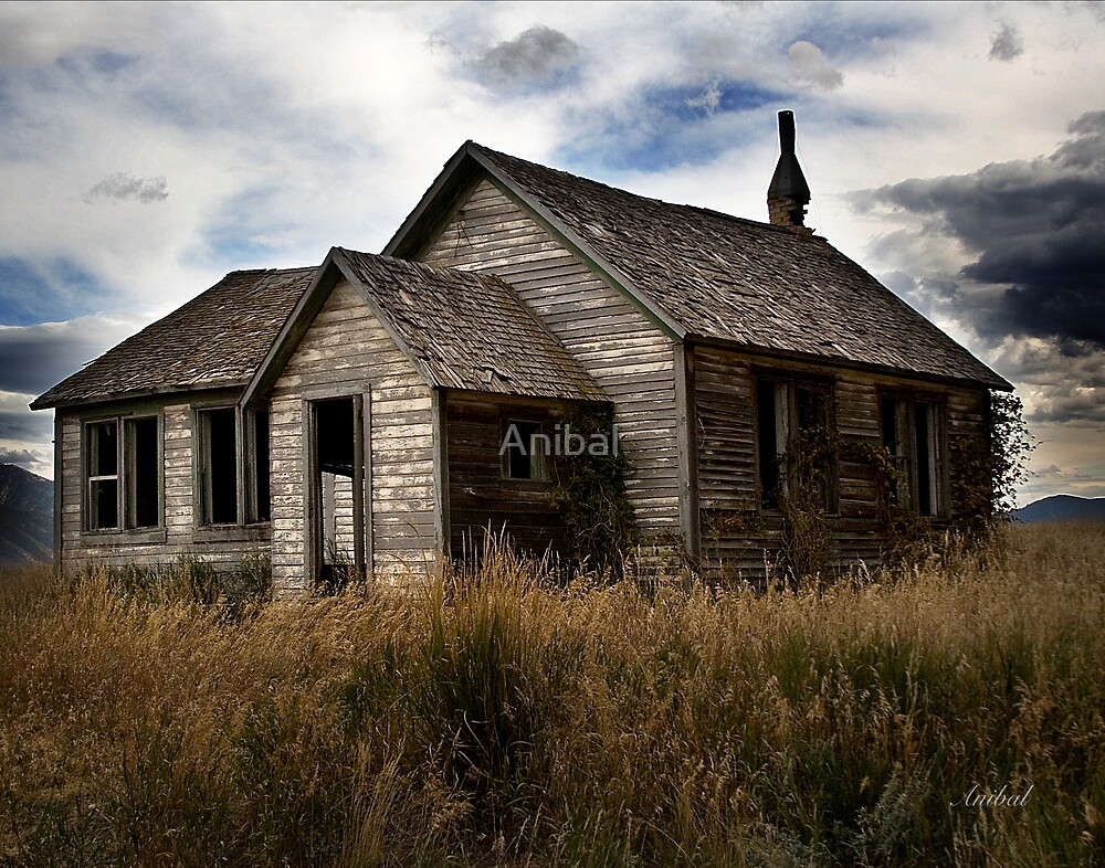 Abandoned Dreams by Anibal